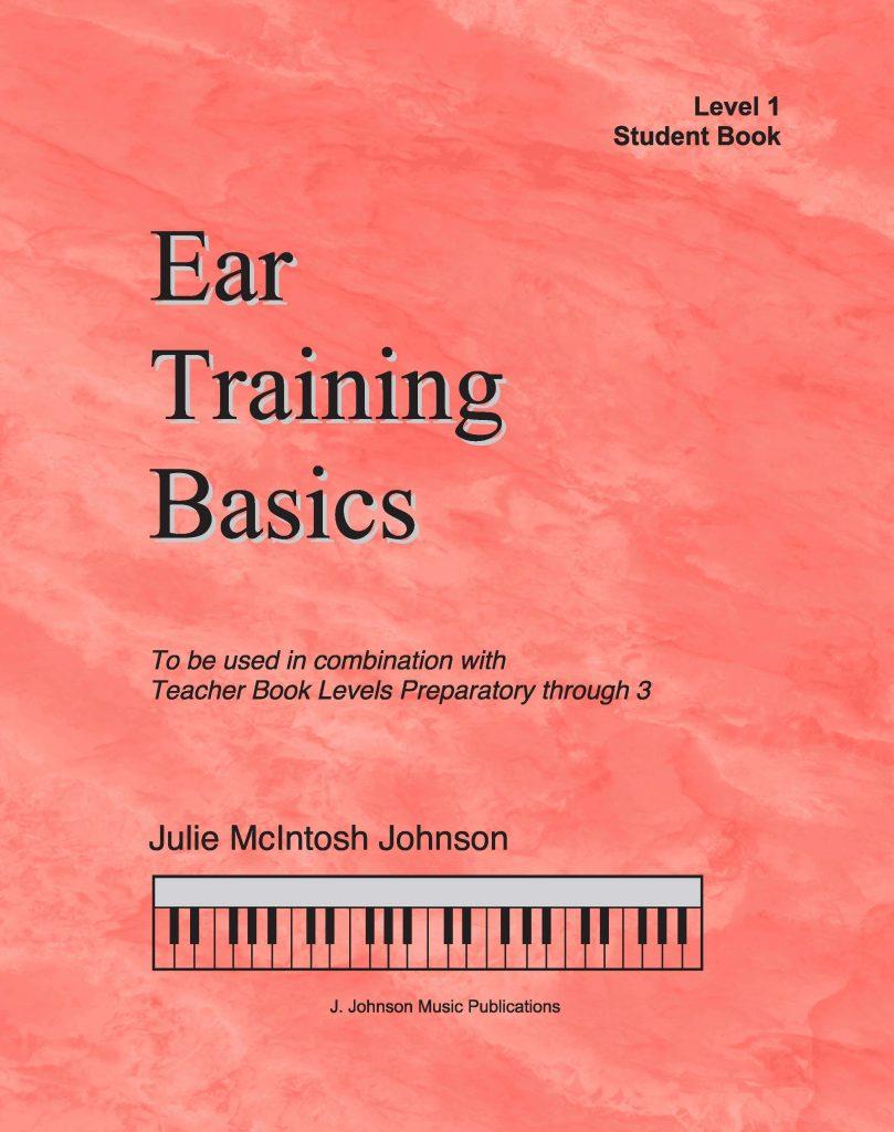 Ear Training Basics Level 1 Cover