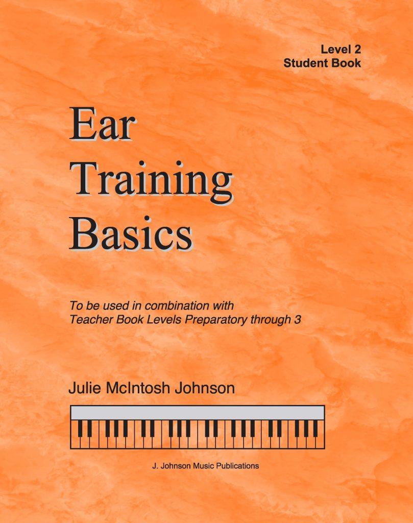 Ear Training Basics Level 2 Cover