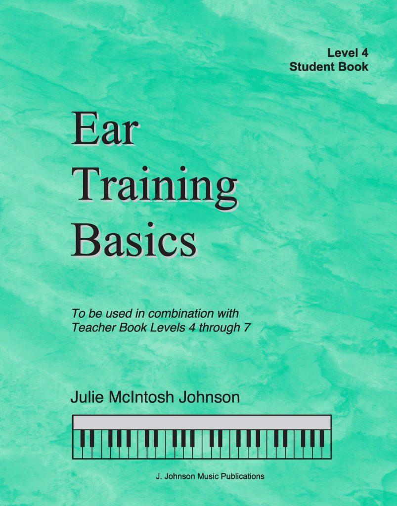 Ear Training Basics Level 4 Cover