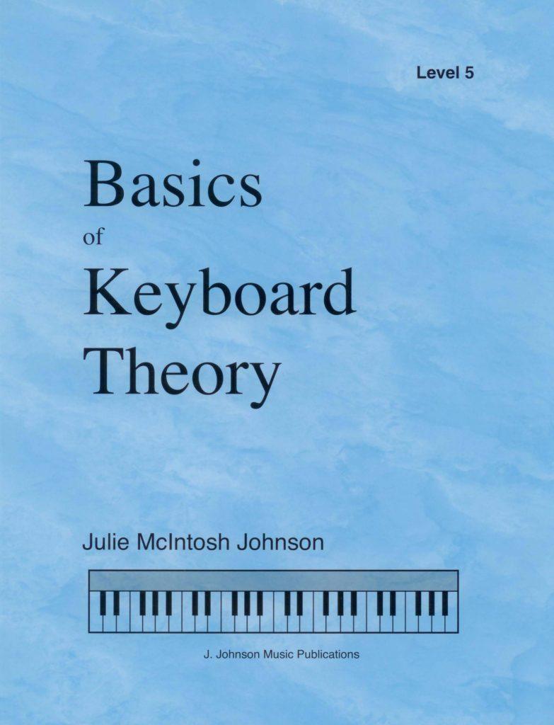 Basics of Keyboard Theory Level 5 Cover