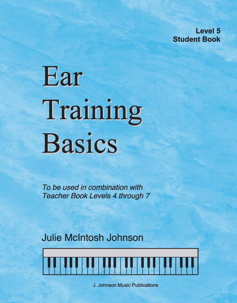 Ear Training Basics Level 5 Cover